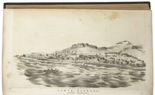 A Pictorial View of California; including a Description of the Panama and Nicaragua Routes, with...