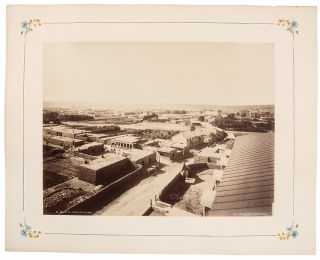 Santa Fe, From the College. William Henry JACKSON