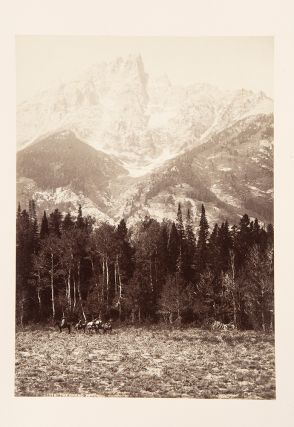 The Grand Teton. William Henry JACKSON