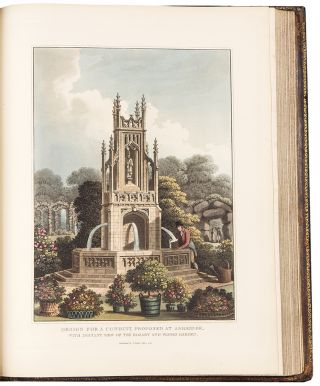 Fragments on the Theory and Practice of Landscape Gardening. Including some remarks on Grecian and Gothic architecture, collected from various manuscripts, in the possession of the different noblemen and gentlemen, for whose use they were originally written; the whole tending to establish fixed principles in the respective arts. By H. Repton, Esq. assisted by his son, J. Adey Repton
