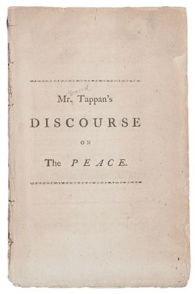A Discourse Delivered at the Third Parish in Newbury, on the First of May 1783, occasioned by the...