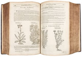 The Herball or Generall Historie of Plantes ... very much enlarged and amended by Thomas Johnson