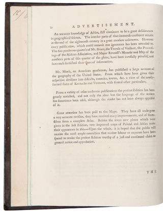 A New System of Modern Geography: Or, A Geographical, Historical, and Commercial Grammar; and Present State of the Several Kingdoms of the World..., the astronomical part by James Ferguson, F.R.S., to which have been added, the late discoveries of Dr. Herschell, and other eminent astronomers ... Fifth edition, corrected, improved, and greatly enlarged