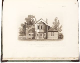 An Essay on British Cottage Architecture. Being an Attempt to perpetuate on Principal that Peculiar Mode of Building which was originally the Effect of Chance