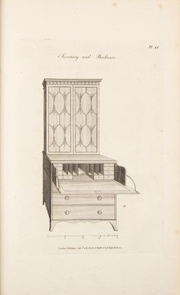 The Cabinet-Maker and Upholsterer's Guide; or, Repository of Designs for Every Article of...