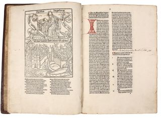 De civitate Dei ... [with commentaries of Thomas Waleys and Nicolaus Trivet] ... [Bound with:] De...