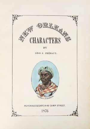 New Orleans Characters