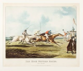 The High Mettled Racer. Henry ALKEN