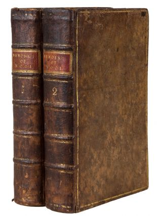Chronicon Rusticum-Commerciale; or, Memoirs of Wool, &c. Being a collection of History and Argument, concerning the Woolen Manufacture and Woolen Trade in general