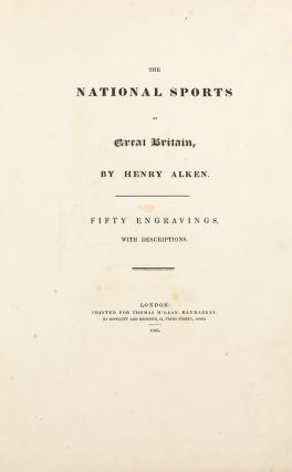 The National Sports of Great Britain