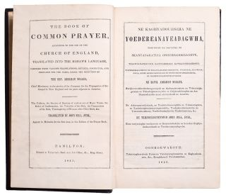 The Book of Common Prayer, According to the Use of the Church of England, Translated into the...