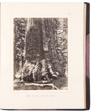 The Yosemite Book; A Description of the Yosemite Valley and the Adjacent Region of the Sierra Nevada, and of the Big Trees of California....