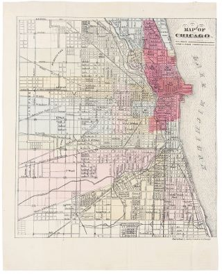 Evening Journal - Extra ... The Great Calamity of the Age! Chicago in Ashes ... The Conflagration Still in Progress ... Chicago is burning!