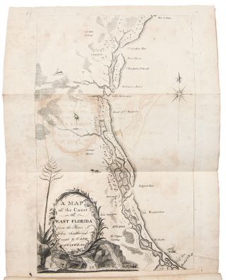 Travels through North & South Carolina, Georgia, East & West Florida, the Cherokee country, the extensive territories of the Muscogulges, or Creek Confederacy, and the country of the Chactaws [sic.]; containing an account of the soil and natural productions of those regions; together with observations on the manners of the Indians