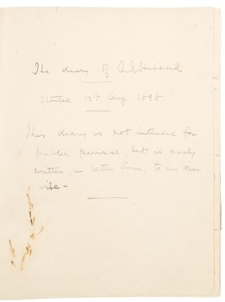 [Manuscript diary of a 10th Regiment British soldier in Sudan at the Battle of Omdurman]