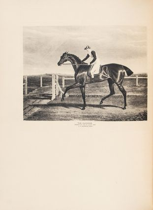 Cherished Portraits of Thoroughbred Horses, from the collection of William Woodward with Notes by...