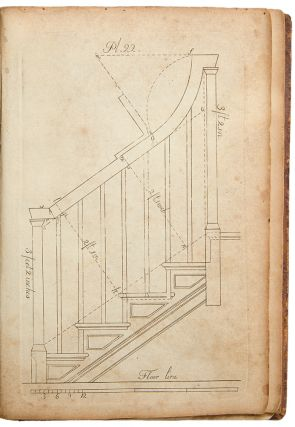 The Country Builder's Assistant: Containing a Collection of New Designs of Carpentry and Architecture